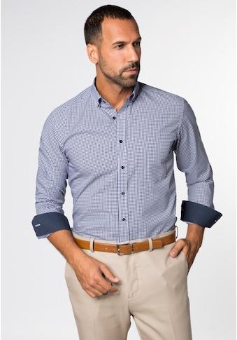 Eterna Langarm Hemd kaufen