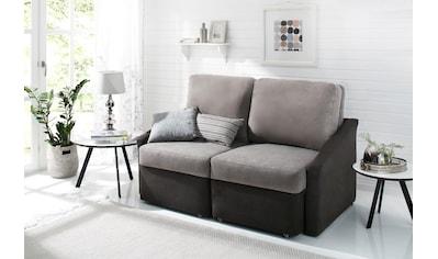 Home affaire 2-Sitzer »Sleepy«, mit Schlaffunktion kaufen