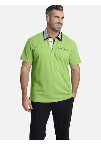 Charles Colby Poloshirt »EARL HILTWIN«, Baumwoll-Pikee, Comfort Fit kaufen