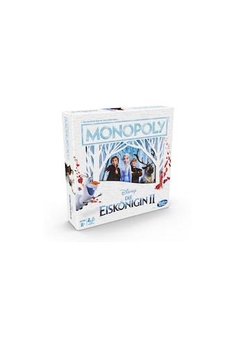 Familienspiel, Hasbro, »Monopoly Die Eiskönigin II / Frozen II« kaufen