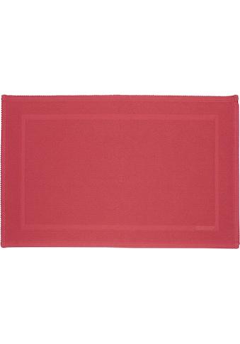 Badematte »Bathrug«, Gant, Höhe 6 mm, schnell trocknend kaufen