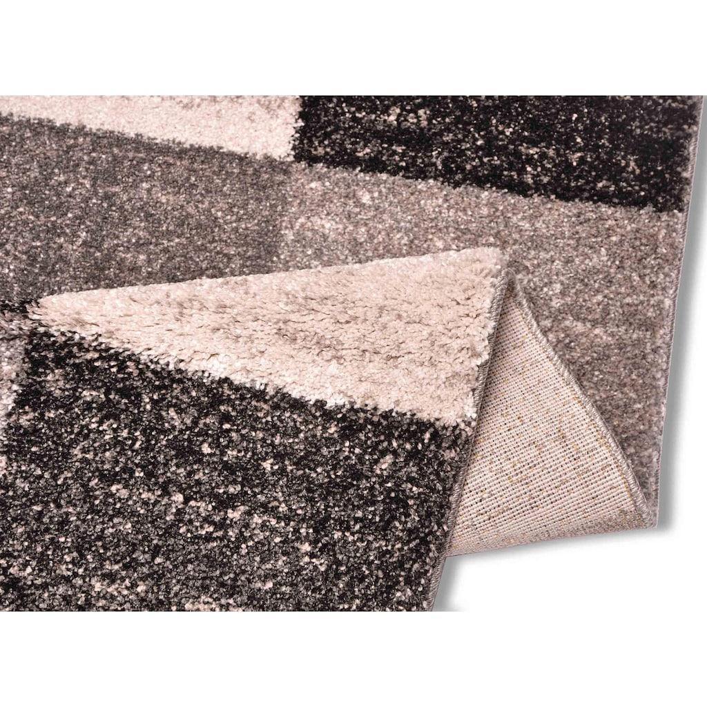 Böing Carpet Teppich »Gabeh 1002«, rechteckig, 20 mm Höhe, Patchwork, Gabeh Design, Wohnzimmer