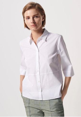 someday Klassische Bluse »Zabelke«, mit seitlichen Einsätzen kaufen