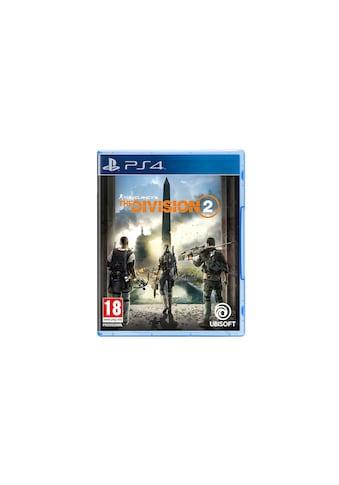 UBISOFT Spiel »Tom Clancy's The Division 2«, PlayStation 4 kaufen