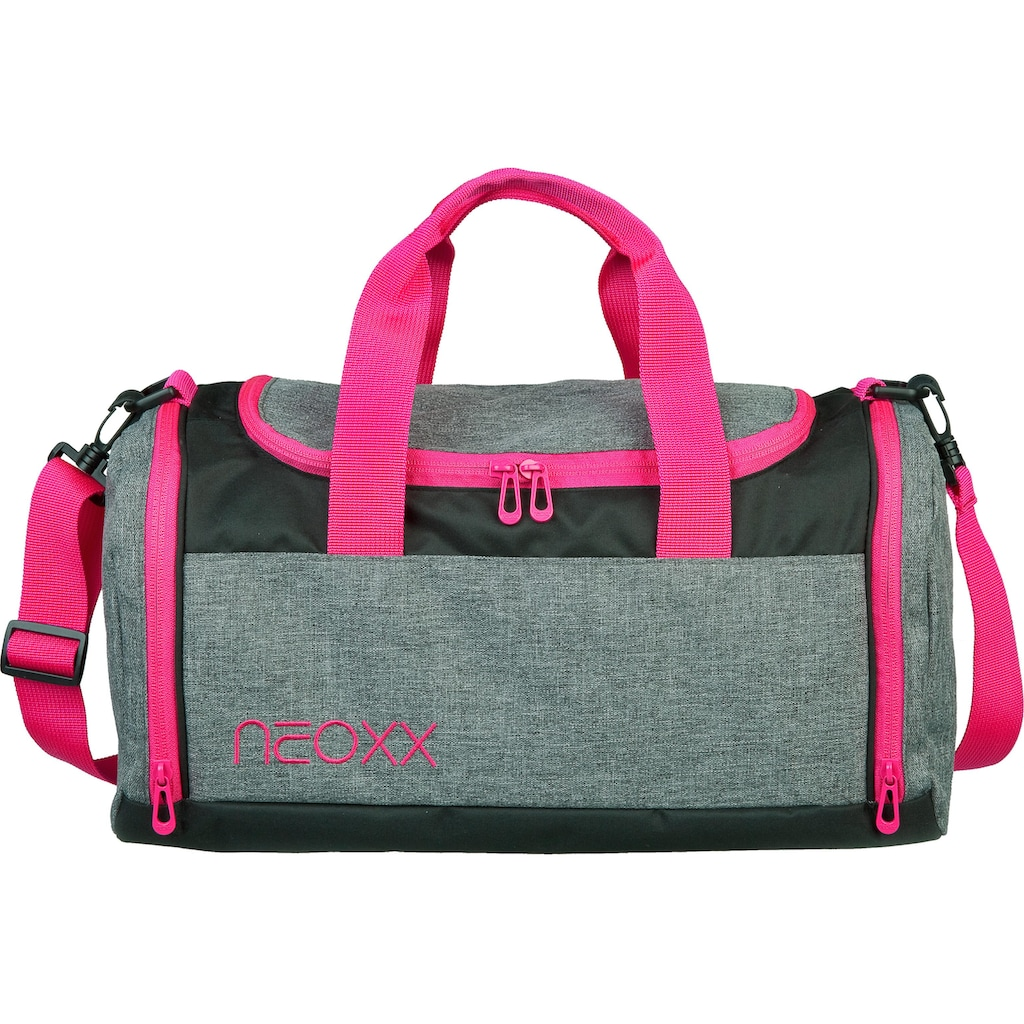 neoxx Sporttasche »Champ, Pink and Famous«