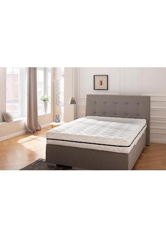 Breckle Komfortschaummatratze »Libretto«, (1 St.), 7-Liegenzonen, Massageeffekt dank Wellenschnitt, Made in Germany kaufen