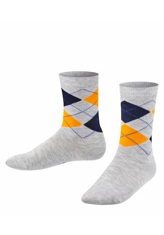 FALKE Socken Classic Argyle (1 Paar) kaufen