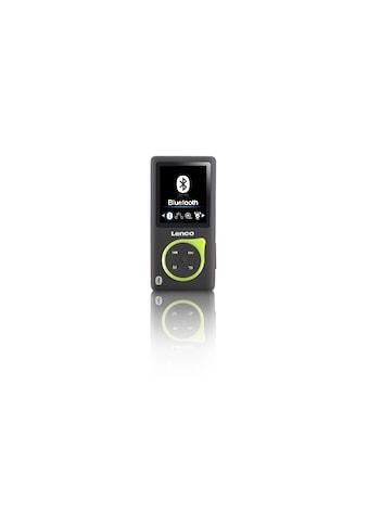 Lenco MP3-Player »Xemio-767BT Grün« kaufen