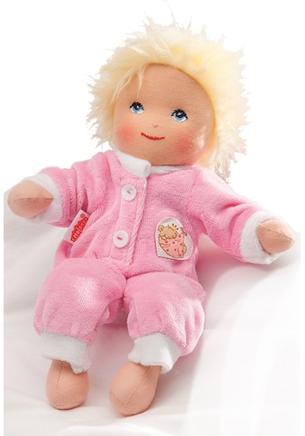 Heless Stoffpuppe »Baby Lili«, (1 tlg.), besonders anschmiegsam kaufen