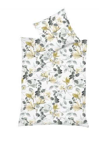 fleuresse Bettwäsche »Mako-Satin-Bettwäsche »Milano 4155« (2tlg.)« kaufen