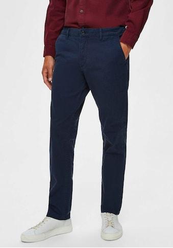 SELECTED HOMME Chinohose »NEW PARIS FLEX PANTS« kaufen