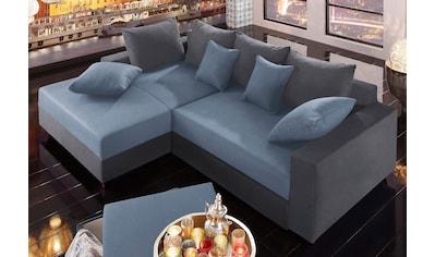 TRENDMANUFAKTUR Ecksofa kaufen