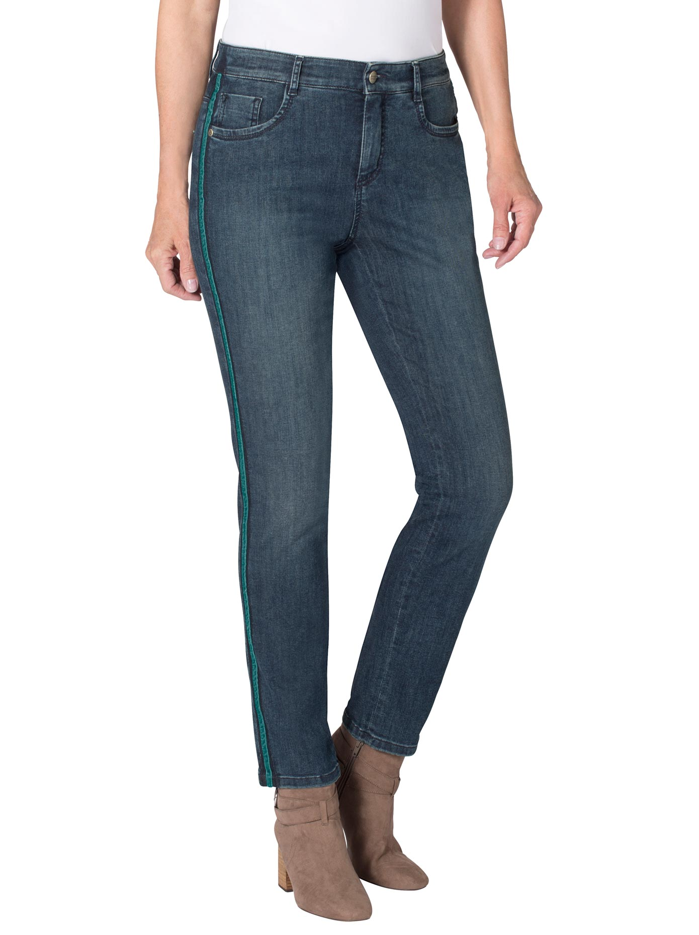 Image of Ascari Jeans in modischer 5-Pocket-Form