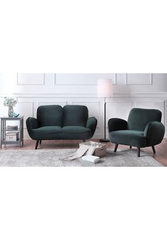 ATLANTIC home collection 2-Sitzer, mit Wellenunterfederung kaufen