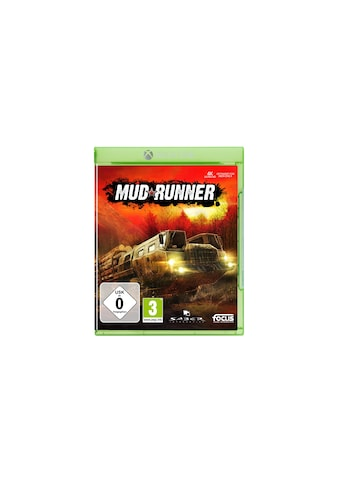 Spiel »Spintires: MudRunner«, Xbox One kaufen