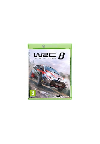 WRC 8, Big Ben Interactive kaufen