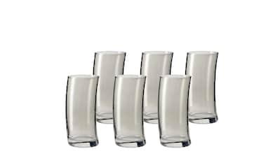 LEONARDO Glas »Leonardo Trinkglas Swing 44320 dl, 6«, (6 tlg.), 6 teilig hochwertige... kaufen
