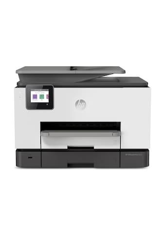 Multifunktionsdrucker, HP, »OfficeJet Pro 9020 All - in - One« kaufen