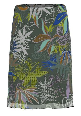 bianca Sommerrock »IRIS«, im modernen Jungle-Print in sommerlichen Farben kaufen