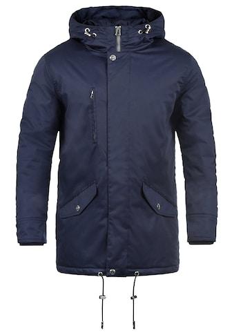 Indicode Winterjacke »Vancouver«, warme Jacke mit hochabschliessendem Stehkragen kaufen