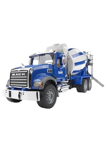 Bruder® Spielzeug-Betonmischer »Mack Granite Betonmisch-LKW« kaufen
