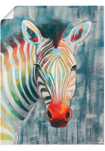 Artland Wandbild »Prisma Zebra I« kaufen