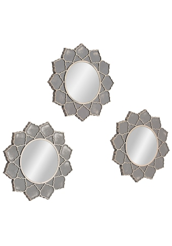 Wandspiegel (Set, 3 - tlg.) kaufen