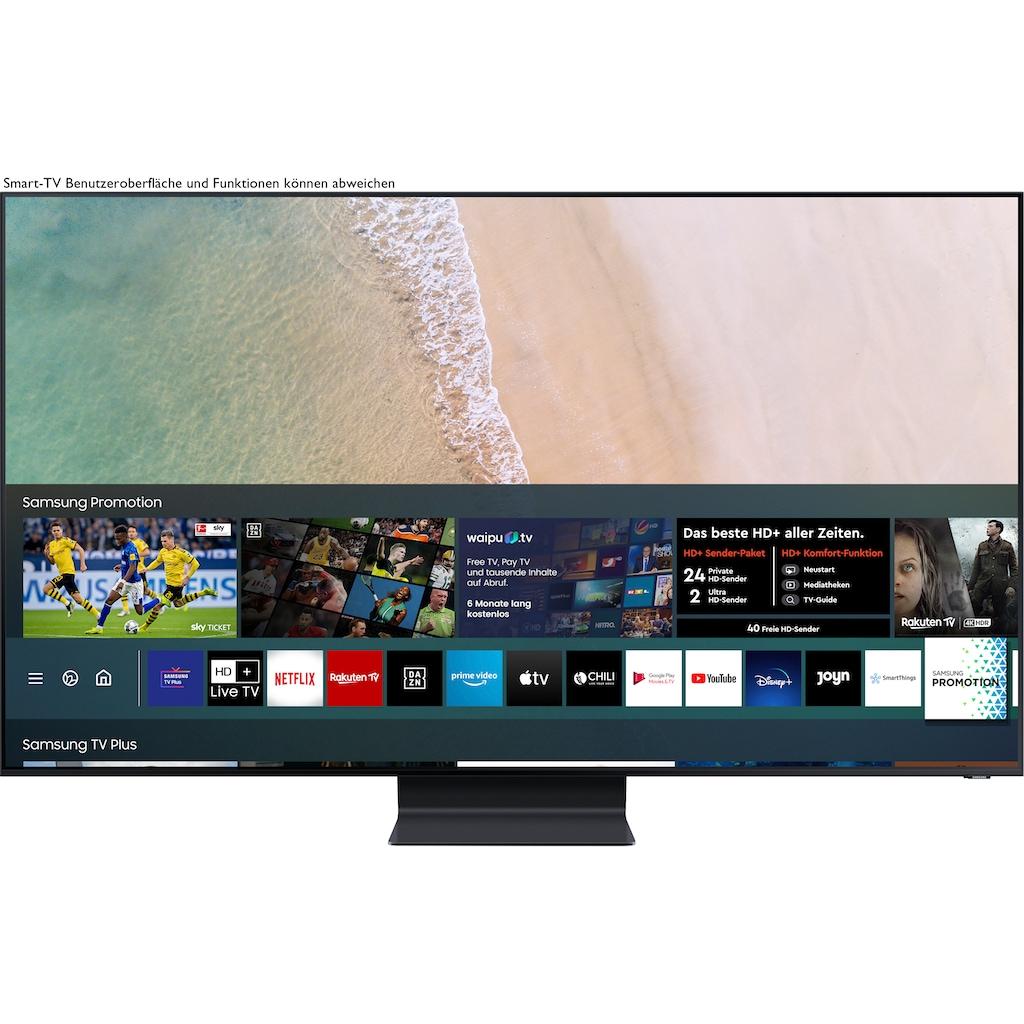 """Samsung QLED-Fernseher »GQ75Q800TGT«, 189 cm/75 """", 8K, Smart-TV"""