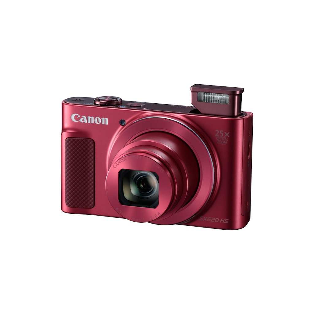 Canon Kompaktkamera »PowerShot SX620 HS Rot«