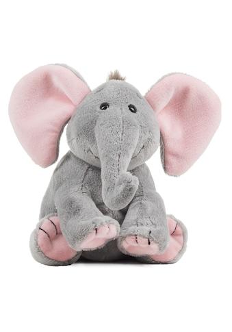 """Schaffer® Kuscheltier """"Elefant Baby Sugar, 19 cm, grau/rosé"""" kaufen"""