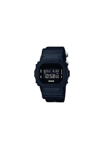 CASIO G-SHOCK Watch »Armbanduhr G-Shock Basic Series DW-5600BBN-1ER« kaufen