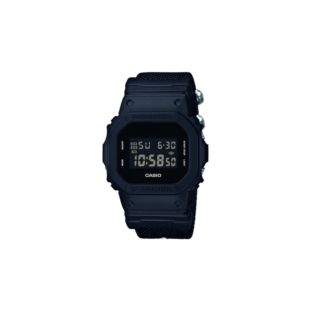 CASIO G-SHOCK Watch »Armbanduhr G-Shock Basic Series DW-5600BBN-1ER«