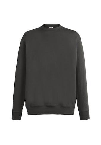 Fruit of the Loom Rundhalspullover »Herren Sweatshirt« kaufen