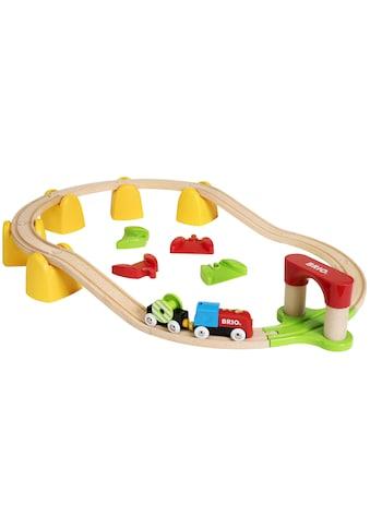 BRIO® Spielzeugeisenbahn-Erweiterung »Mein erstes BRIO Bahn Set mit Batterielok«, (Set) kaufen