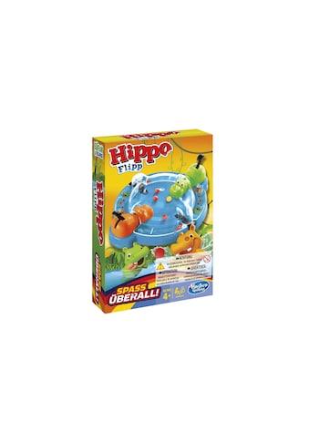 Hasbro Spiel »Hippo Flipp Kompakt« kaufen