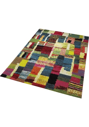 Wecon home Teppich »Souk«, rechteckig, 13 mm Höhe, Wohnzimmer kaufen