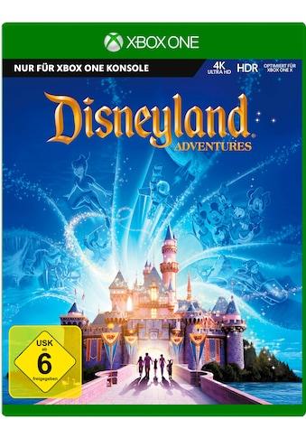 Disneyland Adventures Xbox One kaufen