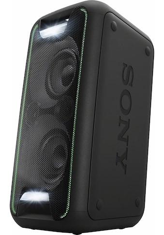 Sony Party-Lautsprecher »GTK-XB5«, 200 Watt, extra Bass, High Power, Bluetooth, NFC kaufen