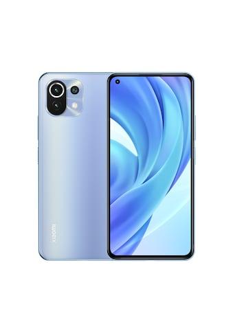 """Xiaomi Smartphone »Mi 11 Lite«, (16,6 cm/6,55 """", 64 GB Speicherplatz, 64 MP Kamera) kaufen"""