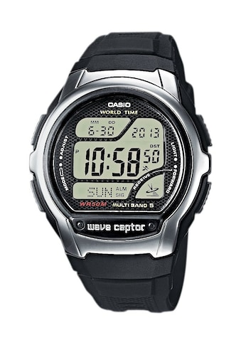 Casio Funk Funkchronograph »WV - 58E - 1AVEF« kaufen