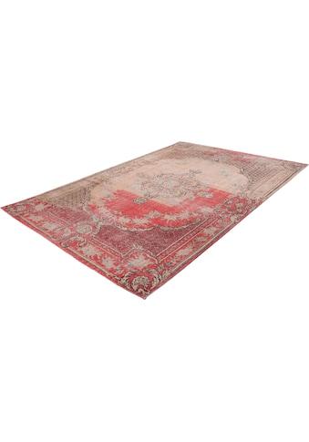 Arte Espina Teppich »Vintage 8405«, rechteckig, 9 mm Höhe, Kurzflor im Vintage Design, Wohnzimmer kaufen