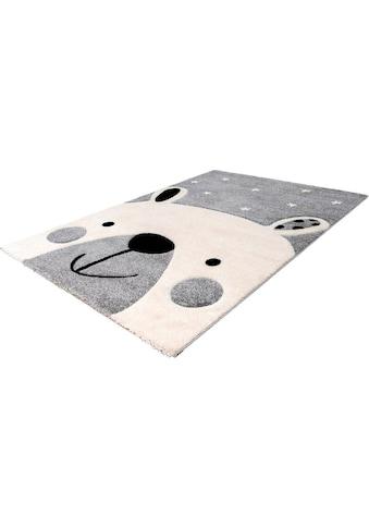 LALEE Kinderteppich »Amigo 323«, rechteckig, 15 mm Höhe kaufen