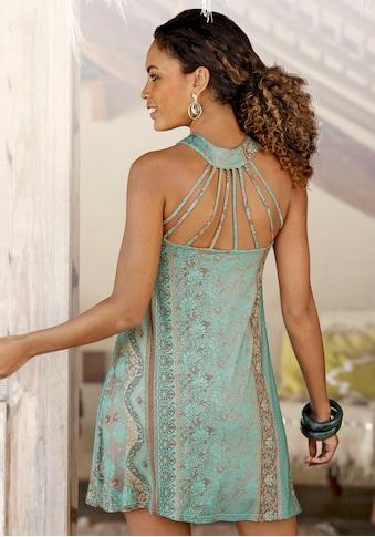 LASCANA Strandkleid, mit toller Rückenansicht kaufen
