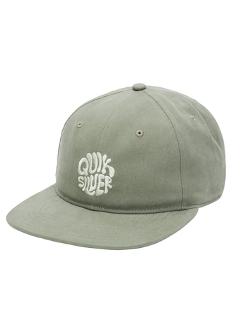 Quiksilver Snapback Cap »Wash Buckler« kaufen