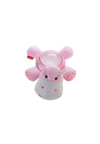 Fisher-Price® Lernspielzeug »Schlummer Spieluhr Pink«, LED Leuchtmittel kaufen