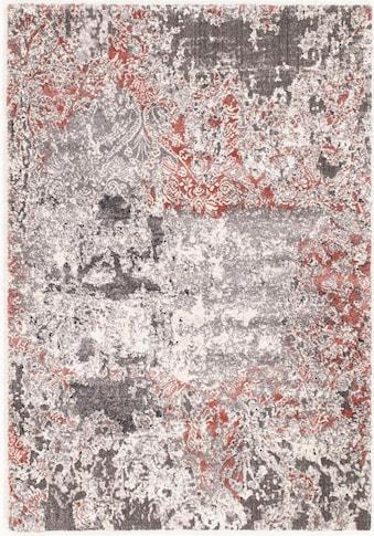 Teppich, »Juwel Dramatica«, OCI DIE TEPPICHMARKE, rechteckig, Höhe 20 mm, maschinell gewebt kaufen