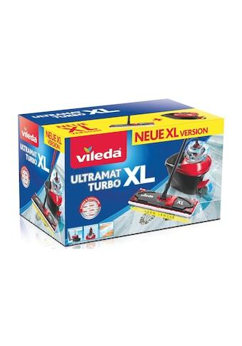 Bodenwischer - Set, Vileda, »UltraMat XL Turbo« kaufen