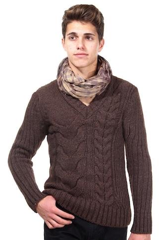 R - NEAL Pullover V - Ausschnitt slim fit kaufen