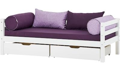 Hoppekids Einzelbett »BASIC«, (2 tlg., Bett und Matratzen) kaufen