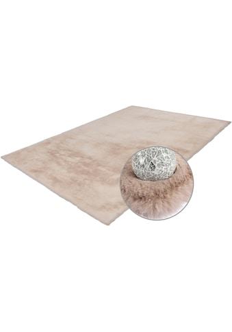 Arte Espina Hochflor-Teppich »Rabbit 100«, rechteckig, 45 mm Höhe, Besonders weich durch Microfaser, Wohnzimmer kaufen